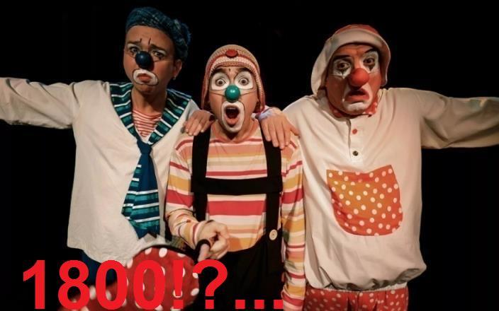 Реплика: Кто в цирке не смеётся?